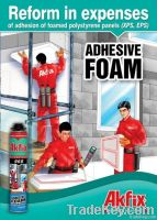 Polyurethane Adhesive Foam (AKFIX 960)