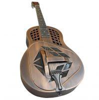 Antique Resonator Guitar
