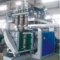 3 Layer Blow Moulding Machine