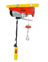 Electric wire rope  Mini hoist pa type