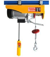 Pa500 220v mini electric lifting chain hoist used outboard motors