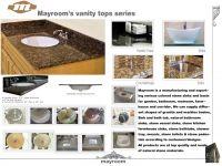 Countertop & Vanitytop & sink