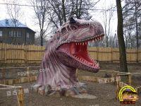 Amusement Park Dinosaurs