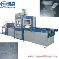 plastic folding box forming machine