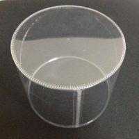 plastic cylinder box forming machine