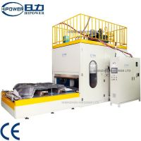 automotive carpet welding machine