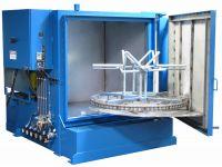 Aircraft Wheel Washer
