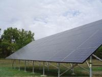 mounting system for solar panel