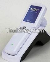 Portable Skin Analyzer using rechargeable battery