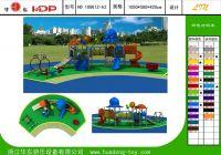 EN1176 playground frame