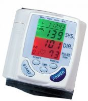 Blood Pressure Monitor (Colored LCD)