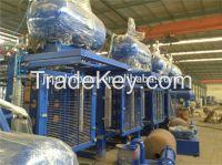 full automatic vacuum eps shape molding machine for package customization