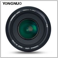 YONGNUO Standard Prime Lens YN50mm F1.4N E