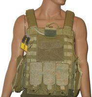 MOLLE Structure Kevlar Bullet Proof Vest