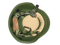 STANAG 2920 Certified Kevlar Bulletproof Helmet