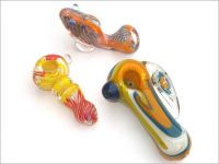 Glass Pipe Insideout