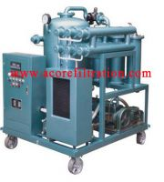 Industrial Hydraulic Oil Purifier, Used Oil Purification, Oil Filtration