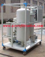 Insulation Oil Purifier Separation System, Oil Filter Machine