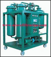 Thermojet Turbine Oil Purification Plant