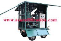 Vacuum Transformer Oil Purifying Machine