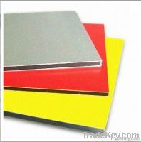 Export low price and good quality alu composite panel