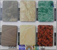 4mm hot sale acp aluminum composite panel with pvdf coating