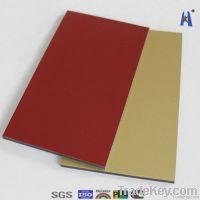 pvdf acp /outdoor aluminum plastic composite panel