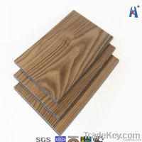 Flash silver external wall cladding/aluminum acp material