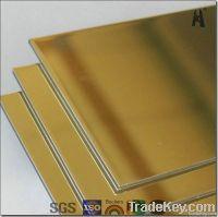 PE 6mm Aluminum composite panel