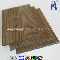 chemical resistant aluminium plastic paneling/foam pvc sheet