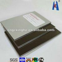 PE strength resistant composite plastic panel