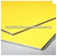 nano coating fireproof sheet/composite aluminum panel/ sheeting