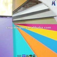 3/4mm PVDF Aluminum Composite Panels Wall Cladding