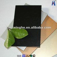 new construction material/nano acp sheet/aluminium material China