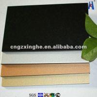 4mm PVDF aluminium panels for wall cladding