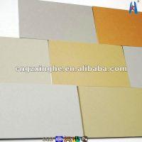 Building Material Aluminum Plastic Sheet External Wall Cladding