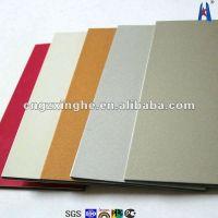 outdoor sign board material aluminium panels