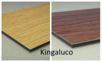 wooden aluminum composite panel/