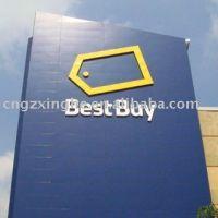 super low price and best quality aluminium composite panel