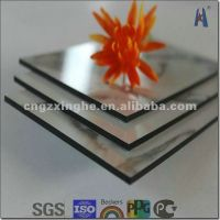 Wall Cladding Material ACP Great Grey Color