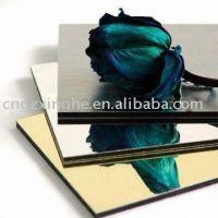 construction material aluminum composite panel acp