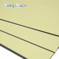polyethylene aluminum composite panel cladding