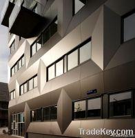 aluminum composite panel/ project-retail shops