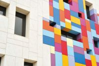 Exterior Wall Material / Wall Cladding Material / Facade Material