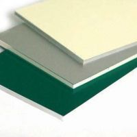 wooden shop door decorative material aluminium composite panel China manufacturer