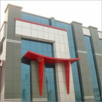 Guangzhou ACP Aluminum composite panel factory