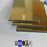 aluminium composite panel with pe or pvdf