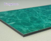 PVDF/PE composite panels cladding acm