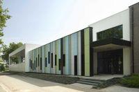 Megabond aluminium composite panel