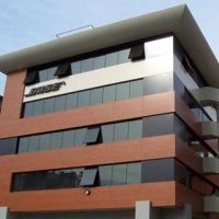 Fireproof Aluminum Composite Panel / B1 Grade Fire Resistant Wall Cladding Material